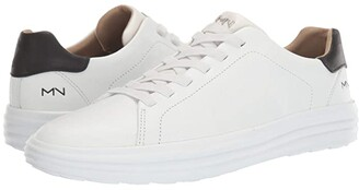 Mark Nason Shogun (White/Black) Men's Lace up casual Shoes