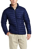 Hawke & Co Men's Packable Down Puffer Jacket