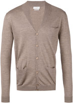 Ballantyne Gilet cardigan - men - Wool - 46