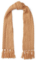 Polo Ralph Lauren Aran-Knit Scarf