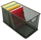 Design Ideas CD Box Mesh Black