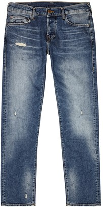 True Religion Rocco Blue Skinny Jeans