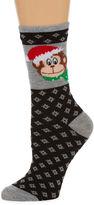 MIXIT Mixit Holiday Crew Socks