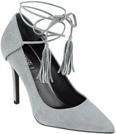 GUESS Binum Lace-Up Pumps