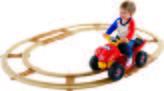 Fisher-Price Kawasaki Lil' QuadTM with Track