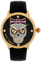 Betsey Johnson Skull Motif Watch