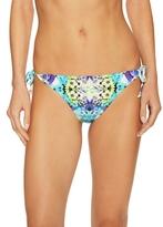 Nanette Lepore Kamari Reflection Bikini Bottom