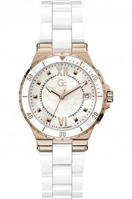 Gc Ladies Structura Ceramic Watch Y42001L1MF