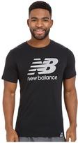 New Balance Short Sleeve Logo Tee