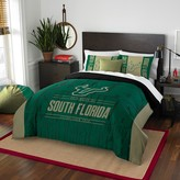 South Florida Bulls Modern Take Full/Queen Comforter Set by Northwest
