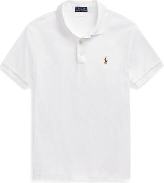 Ralph Lauren Slim Fit Soft-Touch Polo Shirt