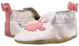 Robeez Crab Cutie Soft Sole Girl's Shoes