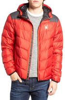 Spyder Men's Geared Insulated Jacket