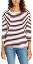 Esprit Women's 096ee1j008 Sweatshirt,(Manufacturer size: X-Small)