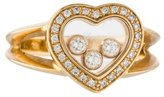 Chopard Happy Diamond Heart Ring