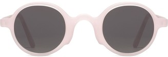 L.G.R George round-frame sunglasses