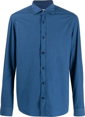 Al Duca D'Aosta 1902 French collar shirt