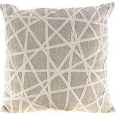 Dransfield & Ross Discipline Pillow- IVORY/NAT