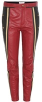 Chloé Leather Trousers