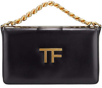 Tom Ford Palmellato Large TF Chain Shoulder Bag