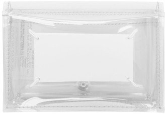 Maison Margiela SSENSE Exclusive Transparent PVC Wallet