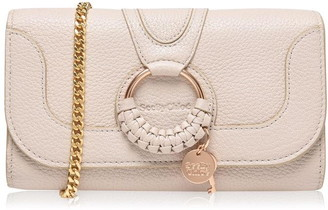 See by Chloe Hanna Chain Flap Over Purse