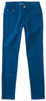P.s. From Aeropostale Aeropostale Kids Ps Girls' High-Waisted 3-Pocket Color Wash Jegging Regular