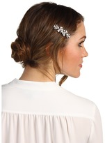Jane Tran Crystal Flower Barrette
