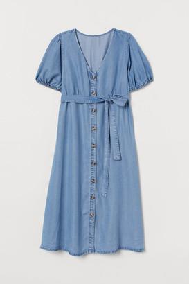 H&M MAMA Lyocell dress