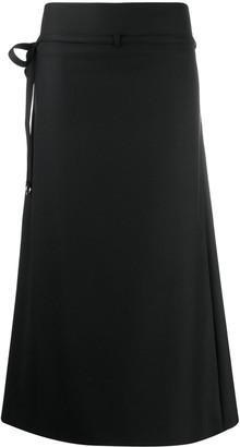 Lemaire Tie Waist Skirt