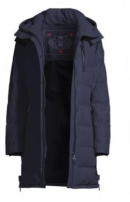 Moose Knuckles Cloud Core Trinity Water-Repellent Parka Jacket