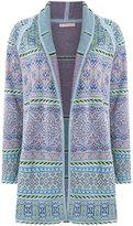 Cecilia Prado knitted jacket - women - Acrylic/Polyamide/Polyester/Viscose - P