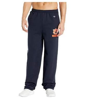 Champion College Auburn Tigers Powerblend(r) Open Bottom Pants