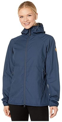 Fjallraven High Coast Shade Jacket (Navy) Women's Coat