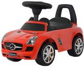 Red Mercedes Push Car