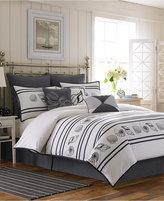 """Croscill Montego Bay 19"""" x 13"""" Boudoir Decorative Pillow"""