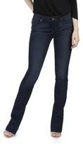 Paige Women's Transcend - Manhattan Bootcut Jeans