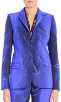 Alberta Ferretti Women's Tailored Two-Button Jacket