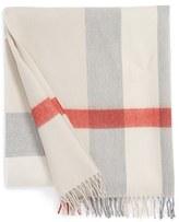 Burberry Merino Wool Baby Blanket