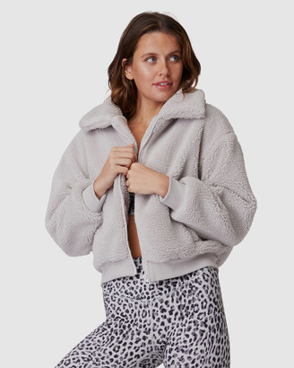 L'urv Soft Seasons Sherpa Jacket