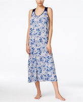 Alfani Floral-Print Nightgown, Only at Macy's