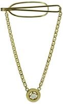 Tiffany & Co. Diamond 18k Yellow Gold Mens Tie Pin