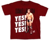 WWE Daniel Bryan YES YES YES Toddlers Short-Sleeve T-Shirt