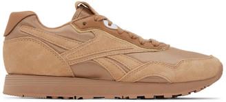 Reebok x Victoria Beckham Brown VB Rapide Sneakers