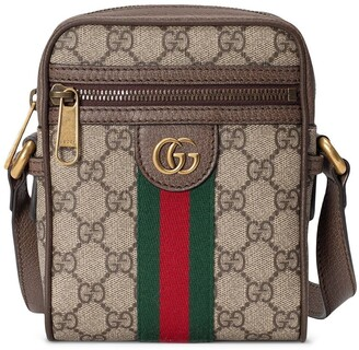 Gucci Ophidia GG stripe shoulder bag