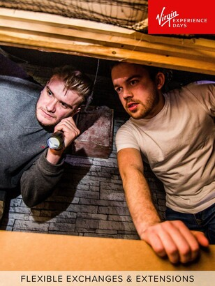 Virgin Experience Days Escape Room Experience for Two in Edinburgh
