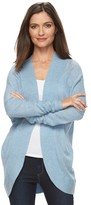 Croft & Barrow Women's Textured Cardigan