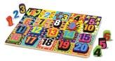 Melissa & Doug Toddler 'Jumbo Numbers' Chunky Puzzle