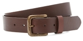 Will Leather Goods Flat Strap Harness Buckle Belt