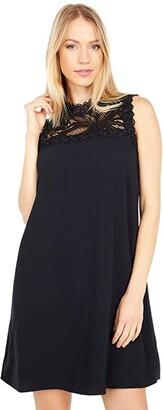 Lilly Pulitzer Harmon Shift (Onyx) Women's Dress